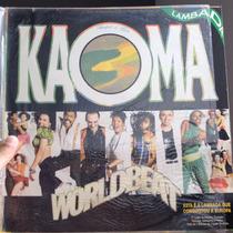 Lp Kaoma Worldbeat Lambada 1989