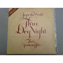 Lp Disco Vinil Three Dog Night - Joy To The World