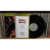 Lp Miles Davis - Archive Of Folk & Jazz Music
