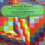 Lp Johannes Brahms - Arnold Schonberg - Vinil Raro