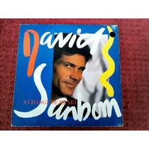 Lp Vinil David Sanborn - A Change Of Heart