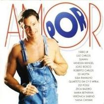 Cd- Por Amor - Trilha Sonora Nacional Da Novela