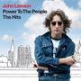 Cd John Lennon Power To The People The Hits Lacrado