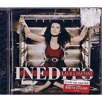 Cd Laura Pausini Inédito Versão Em Espanhol Original Lacrado