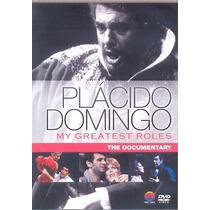 Dvd Placido Domingo - My Greatest Roles