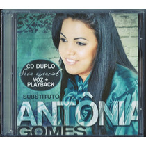 Cd Antonia Gomes - Substituto (duplo Cd + Pb)