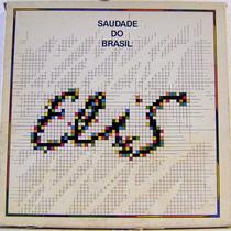 Vinil/lp: Coletânea 2 Discos - Elis Regina Saudade Do Brasil