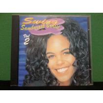 Cd Coletânea Swing Samba Rock Brasil Vol. 02