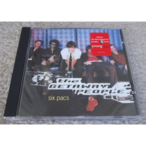 Cd The Getaway People - Six Pacs - Single C/ 2 Faixas