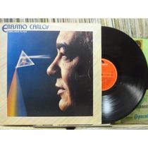 Erasmo Carlos Abra Seus Olhos Lp Polydor 1986 Stéreo Encarte