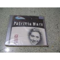 Cd - Patricia Marx Millennium 20 Sucessos Lacrado!!!!
