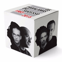 Cd Box - Os Paralamas Do Sucesso - 1983-2015 (lacrado) 20 Cd