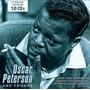 Box Cd Oscar Peterson And Friends (2014) - Novo Lacrado