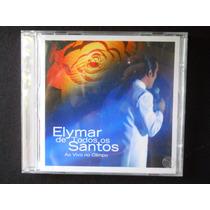 Elymar De Todos Os Santos - Ao Vivo No Olimpo - Cd