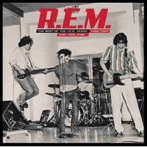 Cd Rem The Best Of The I.r.s Years 1982-1987