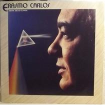 Lp / Vinil Mpb: Erasmo Carlos - Abra Seus Olhos - 1986