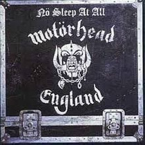 Motorhead Cd No Sleep At All - Importado - + 2 Bonus Tracks