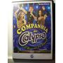 Companhia Do Calypso, O Furacão Do Brasil, Dvd Original Raro