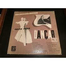 Lp Waldir Calmon - Feito Para Dançar Nº3, Disco Vinil