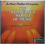 Arthur Fiedler Box Com 10 Lps The Wonderful World Of Music