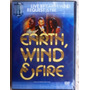 Dvd Earth Wind Fire Frete Grátis Live By Request