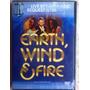 Dvd Earth Wind Fire Frete Grátis Live By Request Lacrado