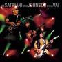 Cd Joe Satriani,johnson & Vai - G3 Live In Concert (novo-lac