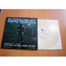 Lp Iron Maiden A Matter Of The Beast Summer Tour 2007 Vol. 2
