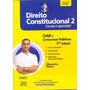 Cd Lacrado Audio Livro Direito Constitucional 2 Escute E Apr
