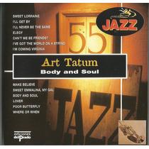 Cd Original Jazz - Art Tatum - Body And Soul