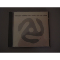 Cd Black Crowes Three Snakes And One Charm Novo