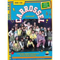 Dvd + Cd - Carrossel: Especial Astros - Original Lacrado