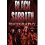 Black Sabbath Dvd/cd Com Discografia Completa + Raridades