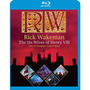 Blu-ray Rick Wakeman - The Six Wives Of Henry - Frete 5,90 .