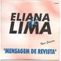Cd Single - Eliana De Lima - Mensagem De Revista - 1997