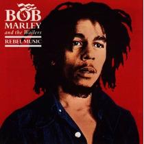 Cd Bob Marley And The Wailers - Rebel Music