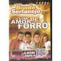 Dvd Bonde Sertanejo Um Amor De Forró