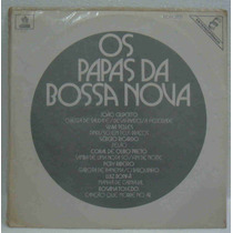 Os Papas Da Bossa Nova Lp Sylvia Telles João Gilberto Bonfá