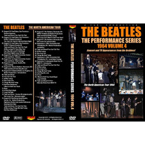 The Beatles Performance Vol 4 Tour American 64