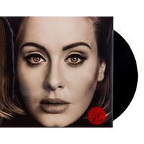 Lp Adele - 25 Vinyl Importado Lacrado 180 Gram Vinyl Novo
