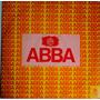 3 Lp Vinil Abba: Dez Anos; Cover & Disco De Ouro