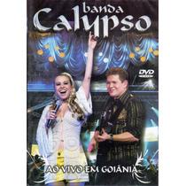 Dvd Banda Calypso - Ao Vivo Em Goiânia