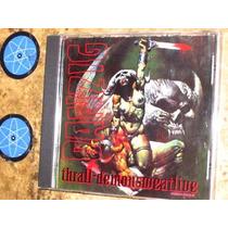Cd Imp Danzig ( Misfits ) - Thrall Demonsweatlive (1993)