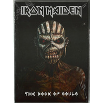 Digibook Iron Maiden - The Book Of Souls [europeu] Cd Duplo