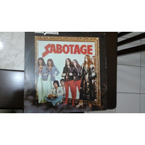 Lp - Black Sabbath - Sabotage