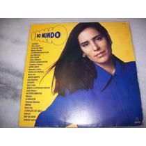 Lp - O Dono Do Mundo - Nacional - Novela - 1991