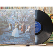 Ray Anthony Sua Orquestra Plays For Dream Dancing Lp Capitol