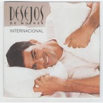 Cd Desejos De Mulher - Internacional - Julio Iglesias Sting