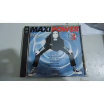 Maxi Power Vol. 3 02 Cds ( Coletânea Dance House )