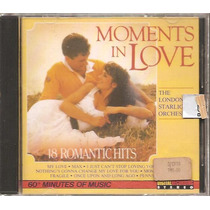 Cd - Mg11 - Moments In Love - 18 Romantic Hits